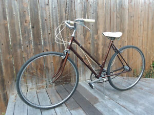 Vintage Phillips bike.