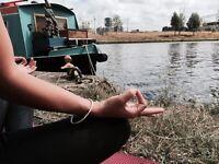Urban yoga retreat