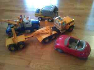 Camions voiture jouets