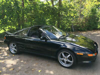 1991 Toyota MR2 2.0 16v Twin cam Turbo T-Bar 85,000mls