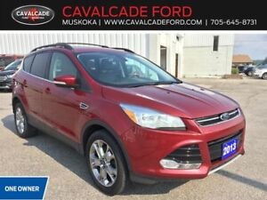 2013 Ford Escape SEL AWD with leather, Nav, htd mirror & seats!!