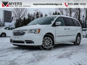 2014 Chrysler Town & Country LIMITED  - Leather Seats - $141.42