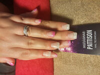 $10 - beautiful gel nails by a tech in training