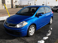 2009 NISSAN VERSA..LOADED..SUNROOF..AUTO..SAFETY & E-TESTED..