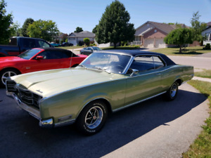 1969 Mercury Montego MX
