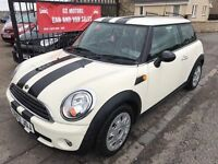 2007 MINI ONE 1.4, 1 YEAR MOT, SERVICE HISTORY, WARRANTY