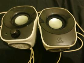 Speakers Logitech pc