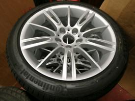 BMW 3 Series M Sport Alloy Wheels Bargain
