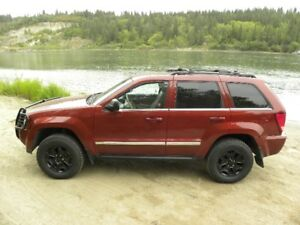 "JEEP GRAND CHEROKEE LIMITED""LOADED UP"" 3.0 LTR(MERCED)DIESEL!"