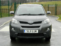 2011 11 Toyota Urbancruiser 1.4 D-4D AWD 5dr (EU5) WITH TOYOTA HISTORY!!+KEYLESS
