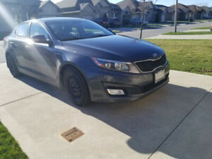 2015 Kia Optima LX Great Condition w/ Remote Starter Extra tires