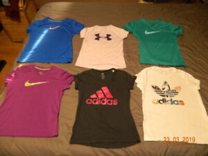 Nike, Adidas, Under Armour, Champion,North Face, NB clothing