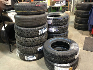 NEW TIRES AVAILABLE @ UUAP