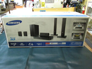 3D Samsung Bluray Home Entertainment System *Brand New* Peterborough Peterborough Area image 1