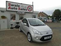 61 FORD KA 1.2 METAL 3D 69 BHP - 17400 MILES - GOOD FUEL ECONOMY