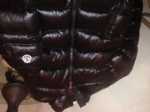Moncler men's brand new 9 out of 10