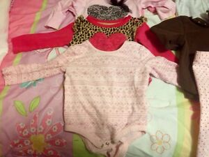 Outfits from 3-6 months. Smoke and pet free home! Regina Regina Area image 4