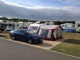 Bradcot 'Active' Caravan full awning