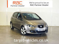 2007 SEAT ALTEA 1.9 TDI REFERENCE SPORT. ~12 MONTHS MOT AND SERVICE~