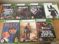 Xbox controller and games