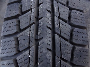 4 WEATHERMATE ARTIC 205 65 15 WINTER TIRES PNEU S HIVER 95% LEFT