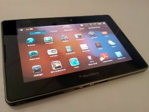 64GB Blackberry PlayBook Tablet like new w/ OtterBox,will trade London Ontario image 2
