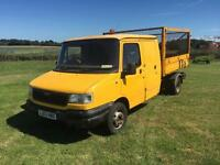 2003 LDV Convoy Crewcab Tipper NO VAT *71,000 miles 1 years MOT!*