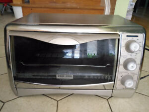 Black and decker Toast Oven