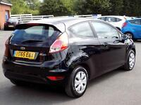 2015 65 FORD FIESTA 1.5 TDCI STYLE ECONETIC 3DR DIESEL