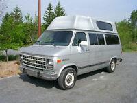 Chevy Van classe B