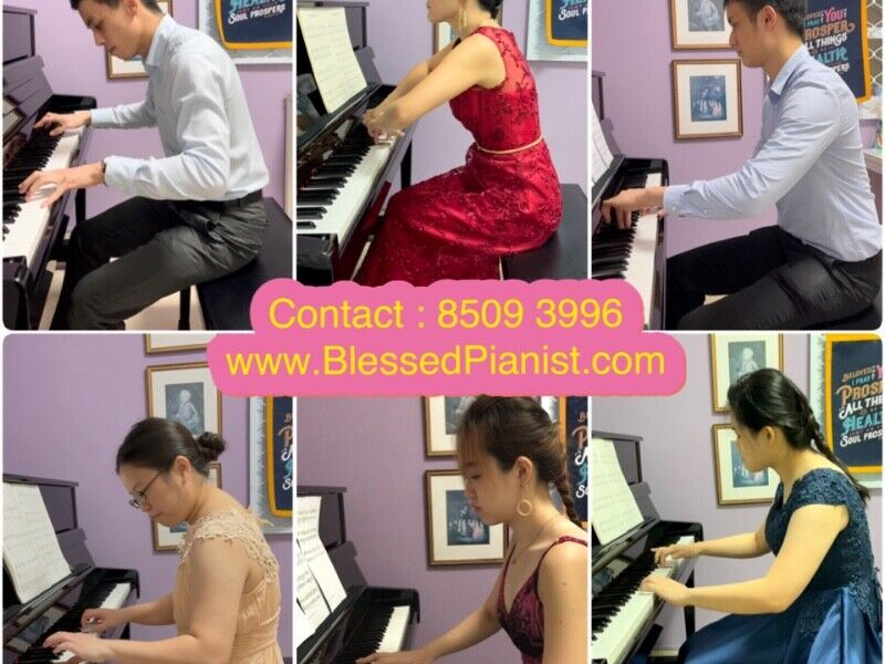 One to One Piano Lessons Singapore
