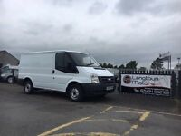 Ford transit 85 T300s FWD 2008 MOT March 2017 one owner from new