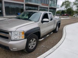 2008 Chevrolet silverado ltz