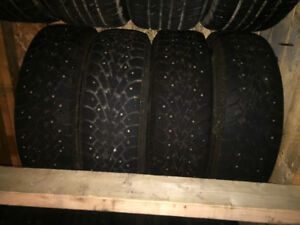 Studded Tires and Rims For Sale