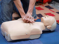 Standard First Aid and CPR-C certification course May 14-15