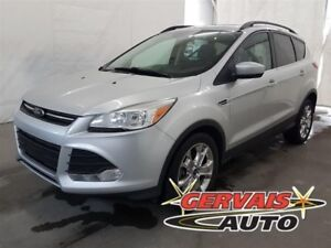 Ford Escape SE AWD Cuir Toit Panoramique MAGS 2015