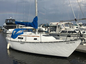 C&C Sailboat completely restored 2015