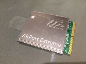 Apple AirPort Extreme WiFi Adapter