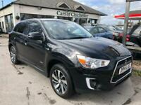 2014 Mitsubishi Asx 3 1.6 5dr SUV with FSH and only 53000 miles Hatchback Petrol