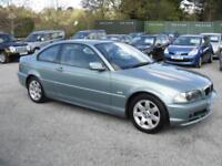 2003 BMW 3 SERIES 318 Ci 16V 2dr