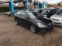 2004 Honda Civic 2.0 i-VTEC Type R Hatchback 3dr
