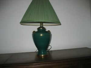 Elegant Old Table Lamp in Excellent Condition