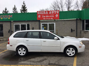 2005 Chevrolet Optra Wagon****ONLY 125 KMS***GOOD ON GAS**AS IS London Ontario image 2