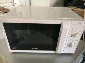 Tecnolec white microwave 700 w