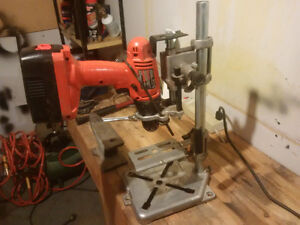 Adjustable Drill Stand