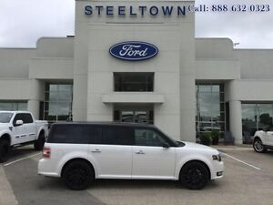 2016 Ford Flex SEL AWD LEATHER/MOON/NAV  - $228.01 B/W