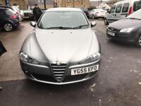 Alfa Romeo 147 1.6 T.Spark Lusso 3 DOOR - 2006 55-REG - 10 MONTHS MOT