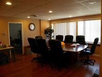 Office Space FOR RENT - All inclusive rent