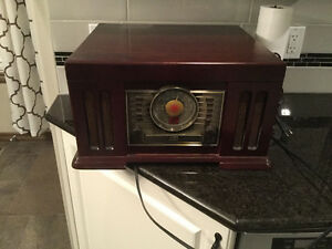 Crosley antique reproduction stereo