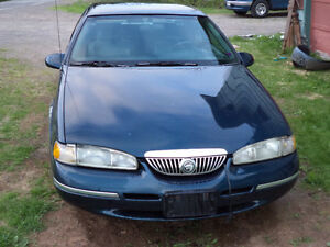 1996 Mercury Cougar Coupe (2 door)